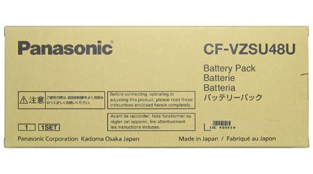 Panasonic Toughbook CF-19 Battery - New | Pan-Toughbooks | For all of your Panasonic Toughbook Needs