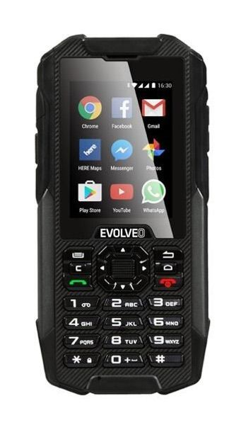Evolveo Strongphone X4 Waterproof Amp Rugged Android