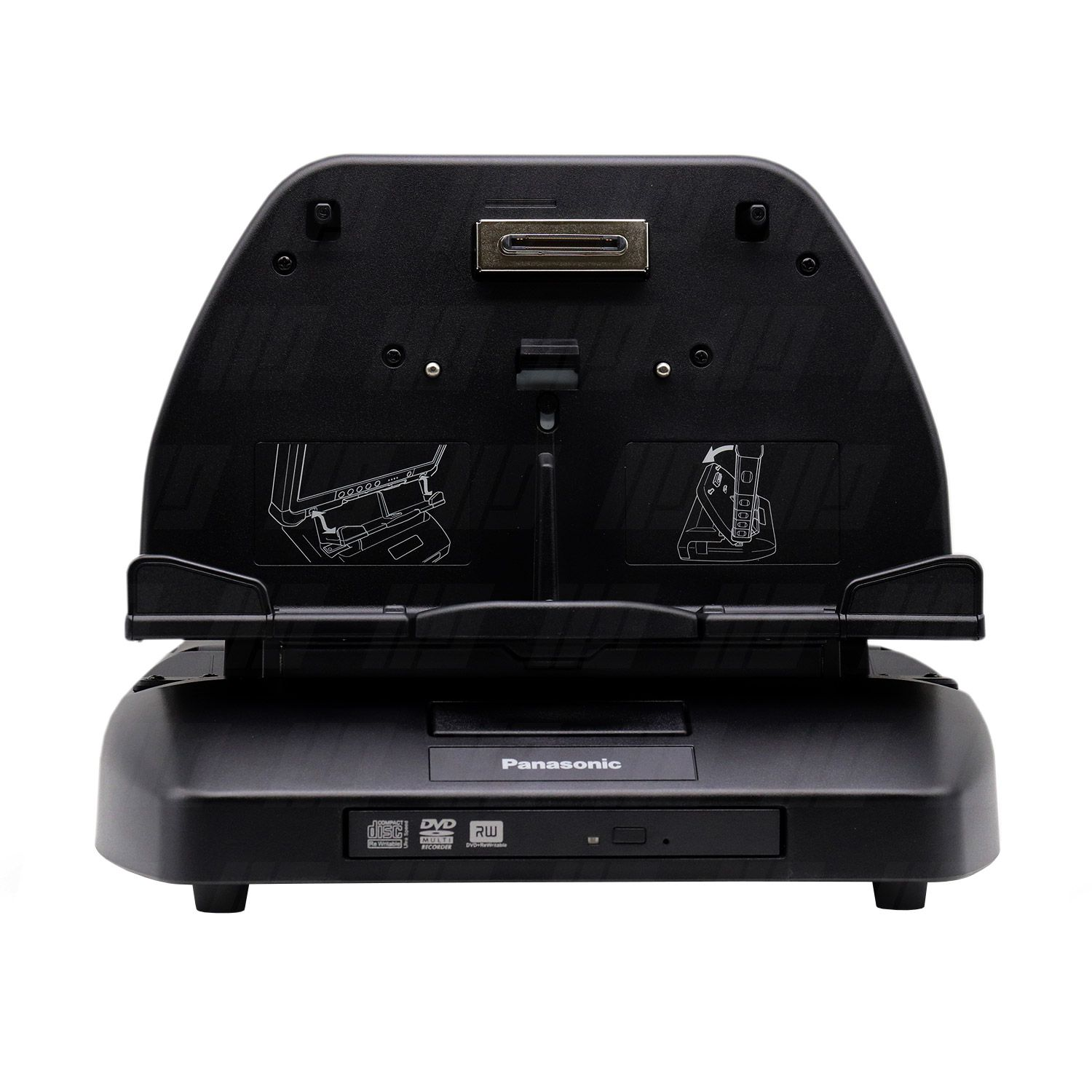 Panasonic Toughbook CF-D1 Docking Station Cradle With DVD