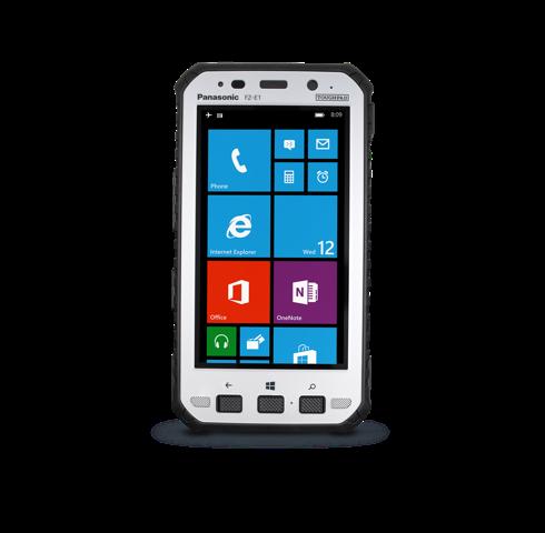 Panasonic Toughpad Fz E1 Windows 8 1 4g Lte Mil Std 810g